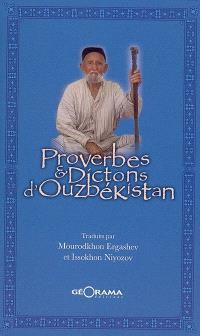 Proverbes et dictons d'Ouzbékistan