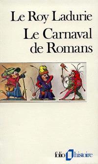 Le carnaval de Romans : de la Chandeleur au mercredi des Cendres : 1579-1580
