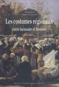Les costumes régionaux : entre mémoire et histoire