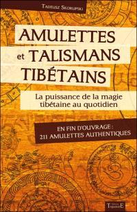 Amulettes et talismans tibétains