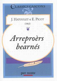 Arreproèrs bearnés : 1862