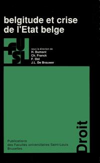 Belgitude et crise de l'Etat belge