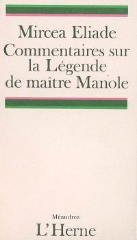 Commentaires sur la légende de maître Manole