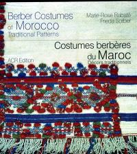Costumes berbères du Maroc : décors traditionnels