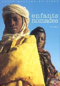 Enfants nomades : Peuls Wodaabe du Niger