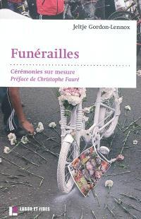 Funérailles : cérémonies sur mesure