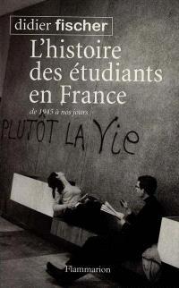 Histoire des étudiants en France