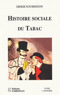 Histoire sociale du tabac