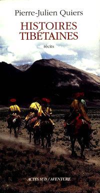 Histoires tibétaines : récits