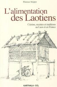 L'alimentation des Laotiens : cuisine, recettes et traditions au Laos et en France