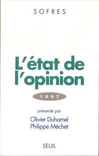 L'état de l'opinion : 1997