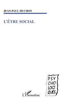 L'être social