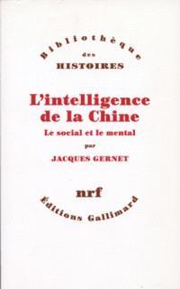 L'Intelligence de la Chine : le social et mental