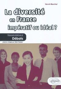 La diversité en France, impératif ou idéal ?