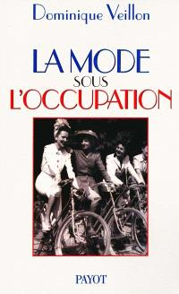 La mode sous l'Occupation