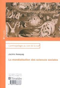 La mondialisation des sciences sociales