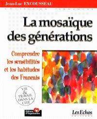 La mosaïque des générations : comprendre les sensibilités et les habitudes de consommation des Français