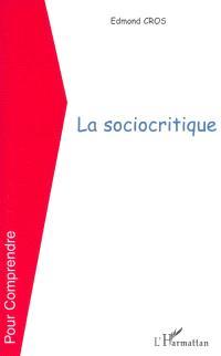 La sociocritique