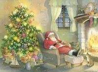 La veillée du père Noël
