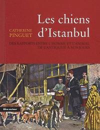 Les chiens d'Istanbul : des rapports entre l'homme et l'animal de l'Antiquité à nos jours