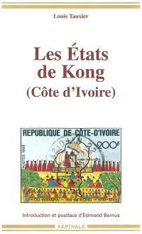 Les états de Kong : Côte d'Ivoire
