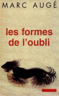 Les formes de l'oubli