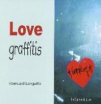 Love graffitis