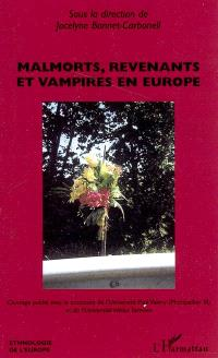 Malmorts, revenants et vampires en Europe
