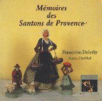 Mémoires des santons de Provence