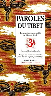 Paroles du Tibet