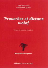 Proverbes et dictons wolof