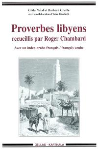 Proverbes libyens
