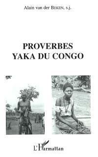 Proverbes yaka du Congo