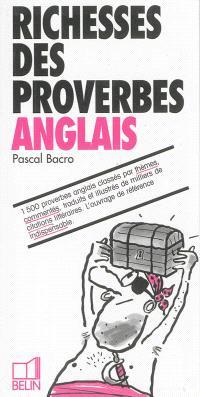 Richesses des proverbes anglais