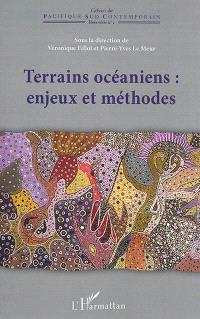 Terrains océaniens : enjeux et méthodes : actes du 24e colloque Corail, 2012