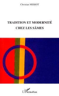 Tradition et modernité chez les Sâmes