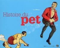 Histoire du pet : de l'Antiquité à nos jours