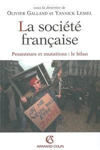 La société française : pesanteur et mutation : le bilan