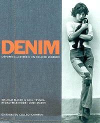 Denim : l'épopée illustrée d'un tissu de légende