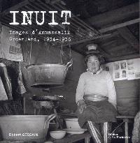 Inuit : images d'Ammassalik, Groenland, 1934-1936