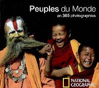 Peuples du monde, en 365 photographies