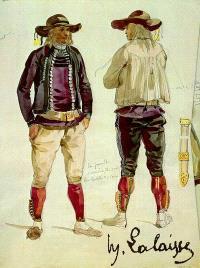 Un carnet de croquis et son devenir : François-Hippolyte Lalaisse et la Bretagne