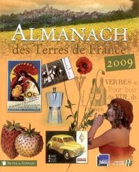 Almanach des terres de France 2009
