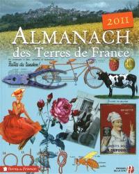 Almanach des terres de France 2011