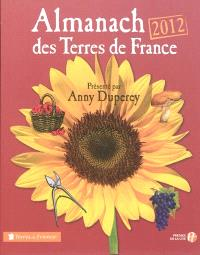 Almanach des terres de France 2012