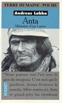 Anta : mémoires d'un Lapon