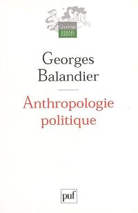 Anthropologie politique