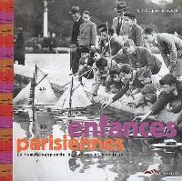 Enfances parisiennes : le temps suspendu des rêves et des jeux