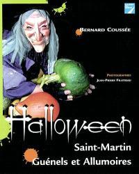 Halloween, Saint-Martin, guénels et allumoirs