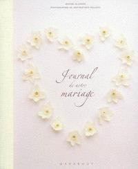 Journal de notre mariage